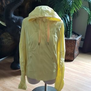 Lululemon Jacket  yellow